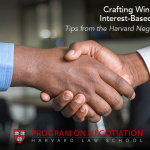 Interest-Based Negotiation and Winning Offers