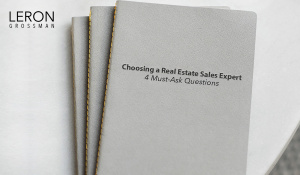 Feature Image for Choosing a Real Estate Sales Expert