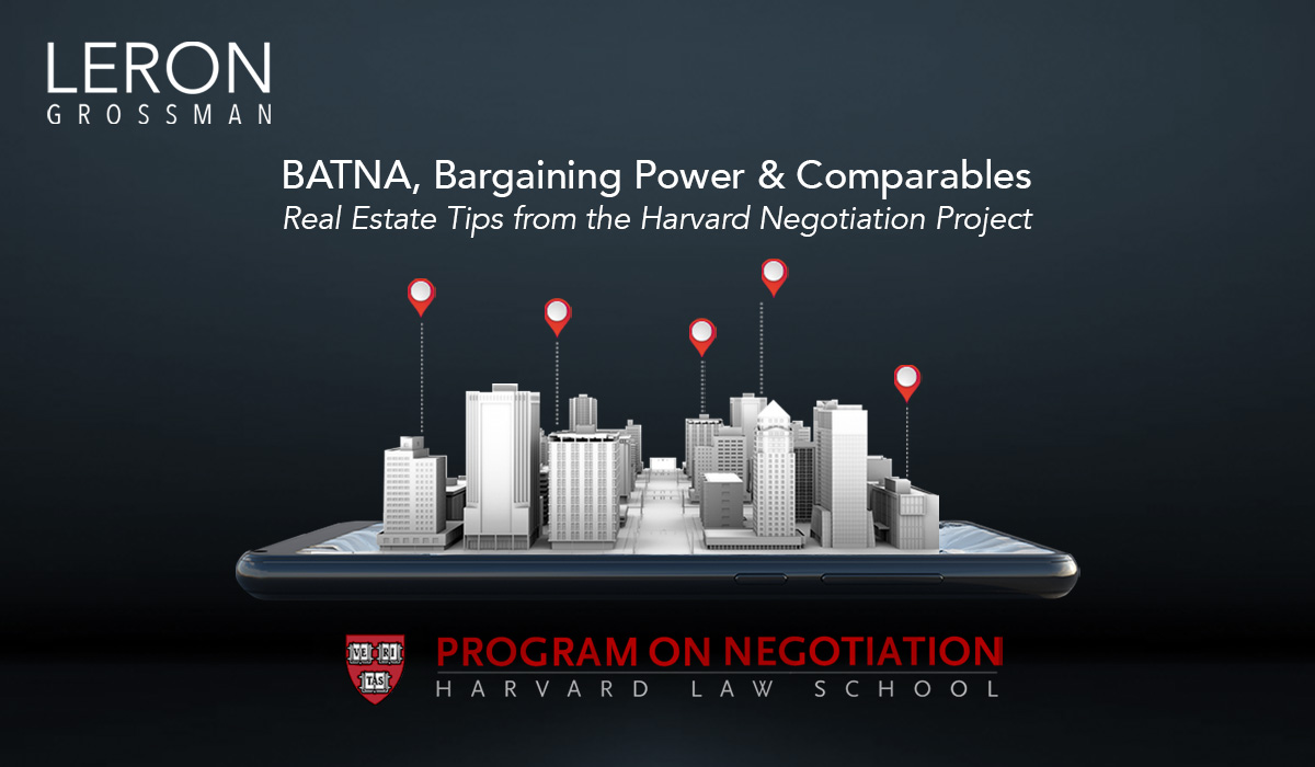 BATNA and Bargaining Power
