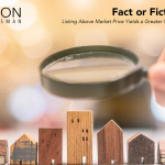 Fact or Fiction? Listing Above Market Price Yields a Greater Sales Price